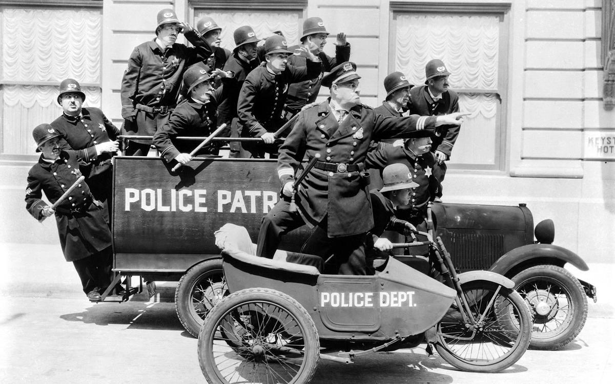 Авто, мото, пулемето: Снимки американских фотографов 1900-х - 1940-х годов (1)