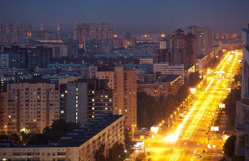 проспект Луначарского