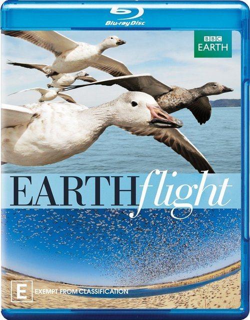 Полет Земли / Earthflight (2011) BDRip 720p