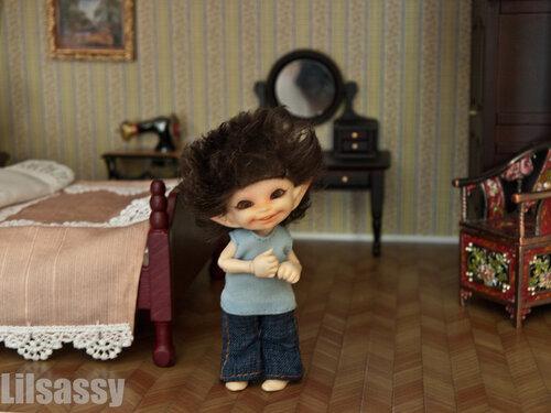 Lilsassy - Дом Мечты: моя версия