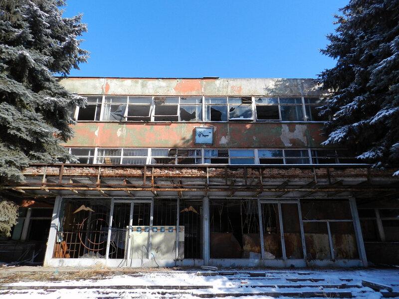 ОАО Янтарь главный вход