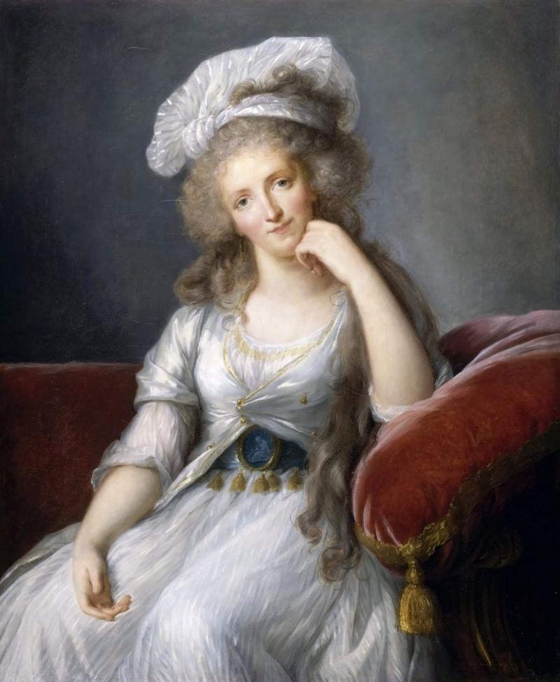 Луиза-Мария-Аделаида де Бурбон-Пентьевр, герцогиня Орлеанская