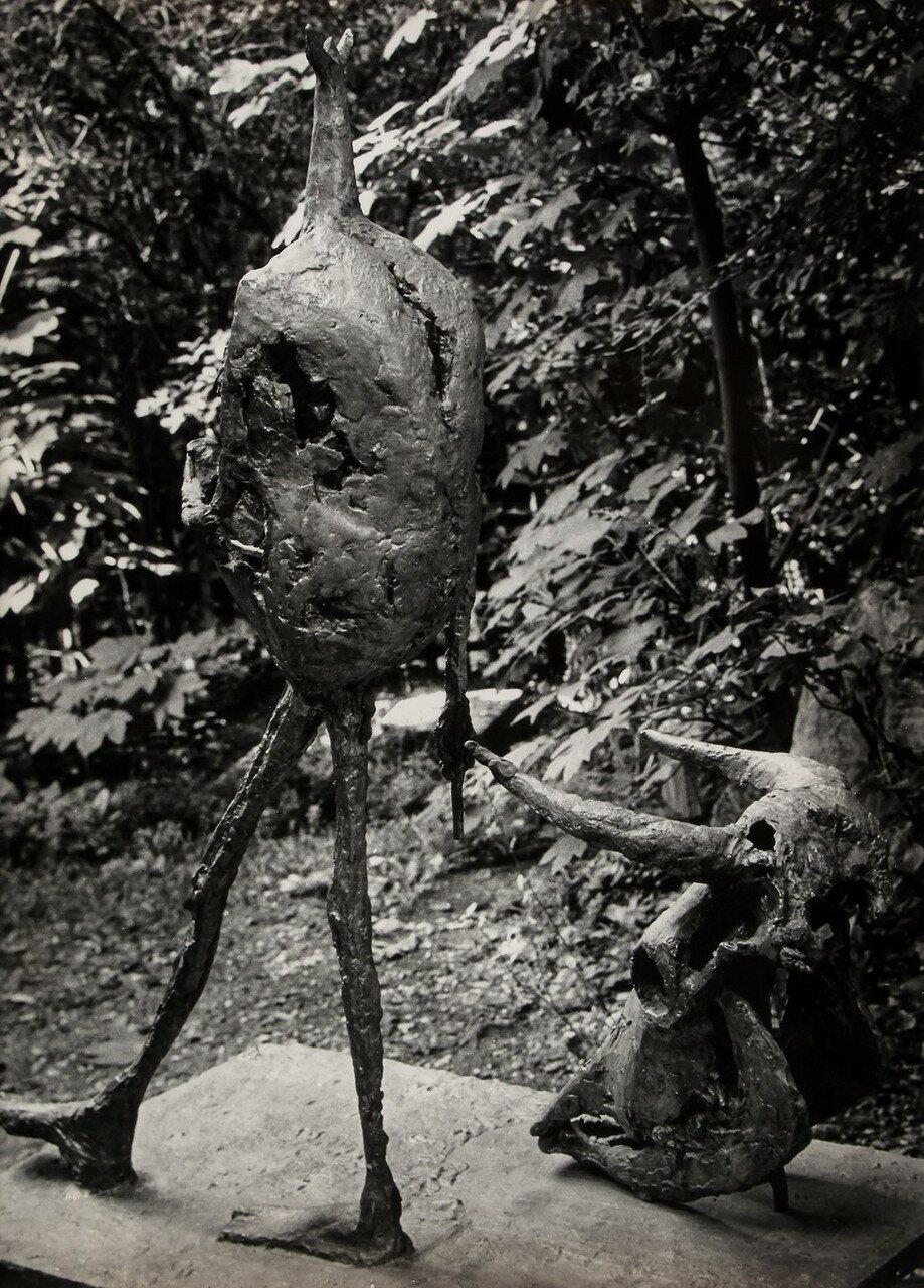 1953. Жермен Ришье. Бой быков