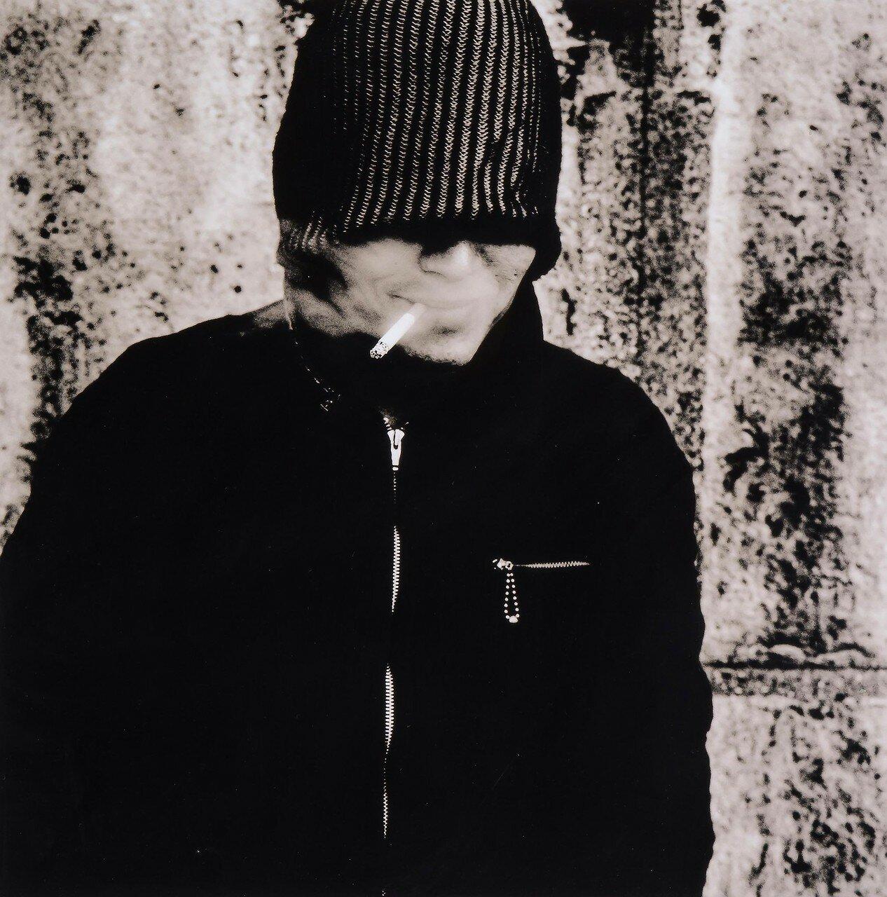 1995. Джонни Депп. Париж