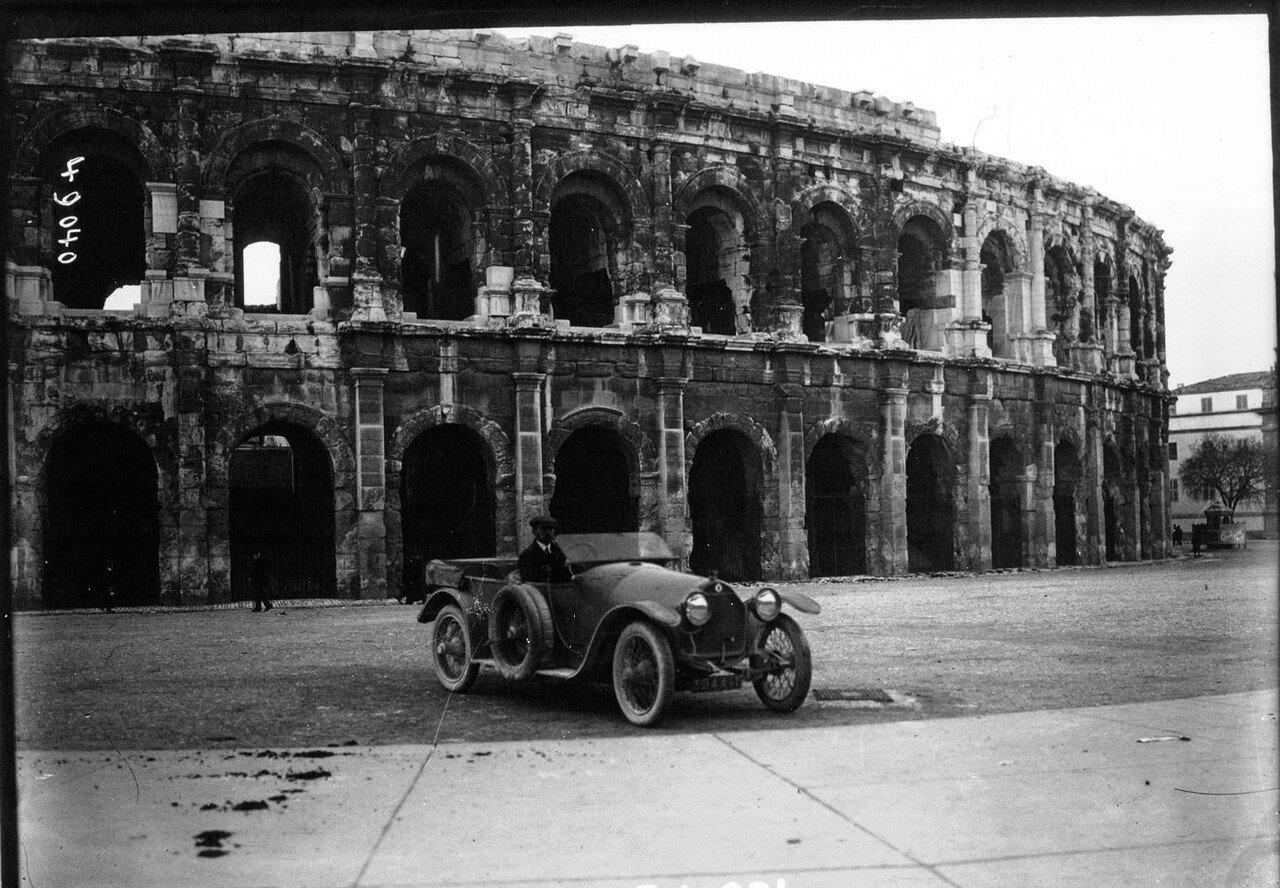 1914. Амфитеатр. Внешний вид