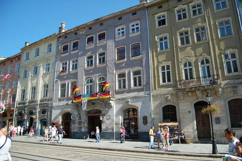 Львов-Евро 2012- суббота