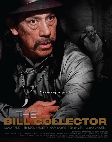 Сборщик / The Bill Collector (2010) DVDRip