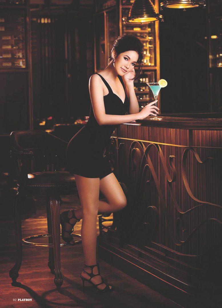 Paphanin Suphamahitron / Playboy Thailand april 2012