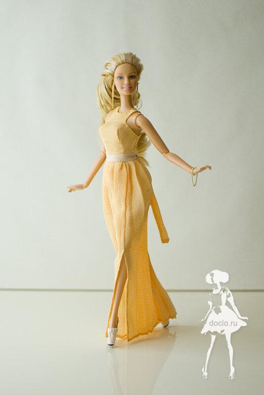Длинное платье в пол своими руками выкройки 88