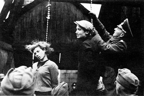 Russia, antifascist war 1941-45, А на завтра была война..(Хроника Великой Отечественной 1942-43г.)