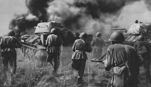 А на завтра была война..(Хроника Великой Отечественной 1942-43г.)