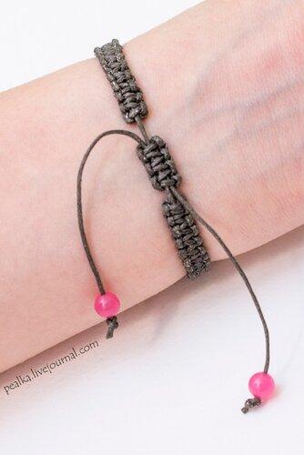 Плетения на браслет