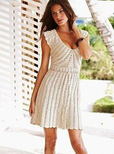 Жемчужная ракушка. Платье/туника для лета от VS