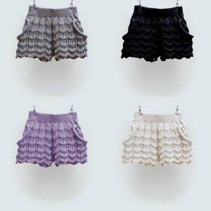 Шортики для модницы