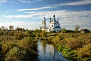 Село Савинское
