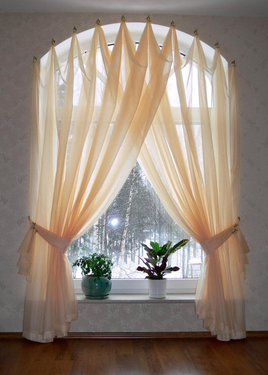 Как сшить красивые шторы своими руками выкройки