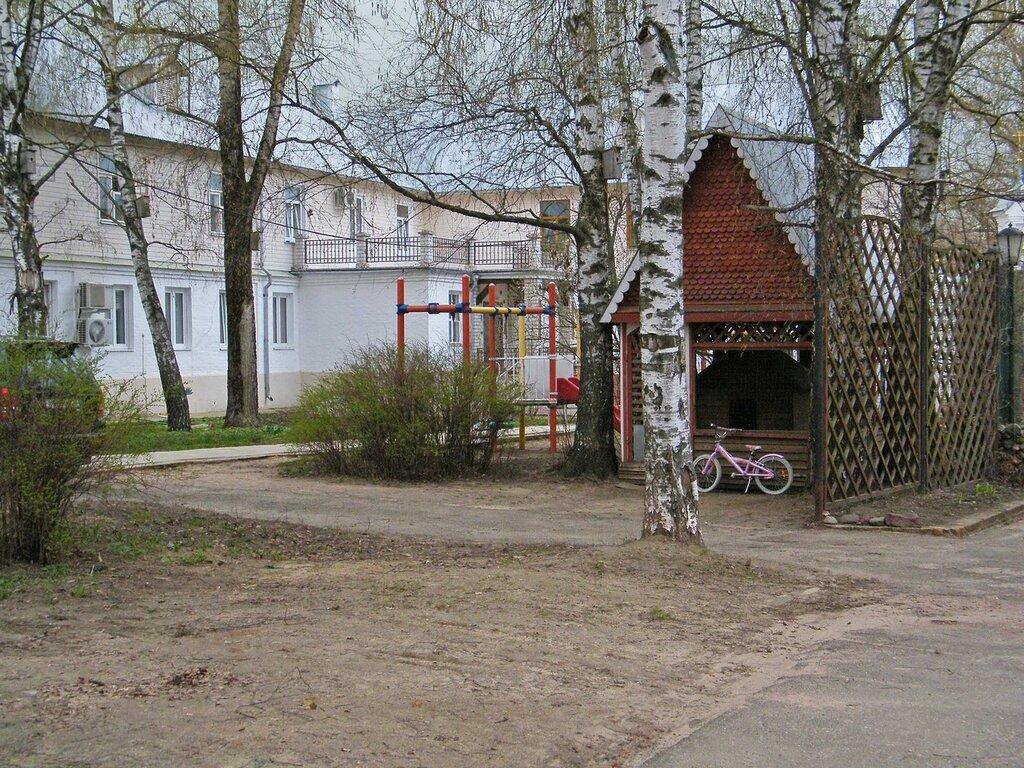 город Киржач, Стефано-Махрищский монастырь, города России