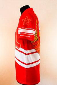 Футболка СССР хоккейная суперсерия
