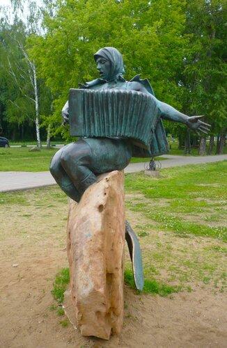 А. Рукавишников. Солнечногорская русалка.