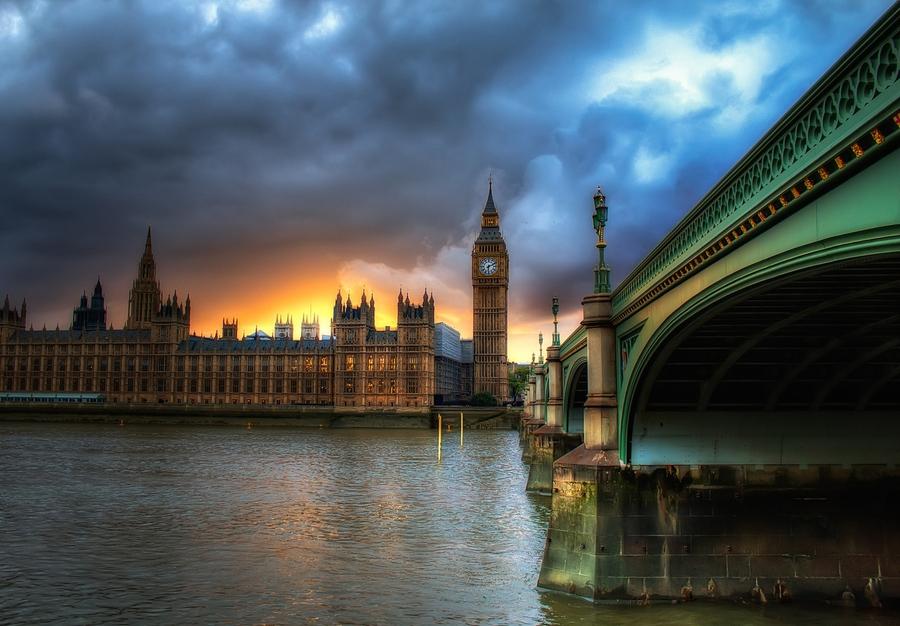 HDR от фотографа из Лондона Michael Murphy