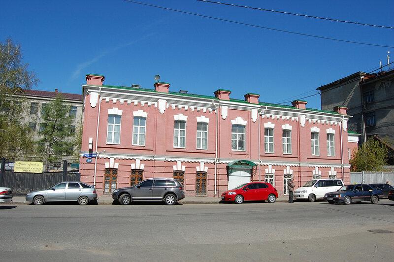 Детская больница в г. магнитогорск