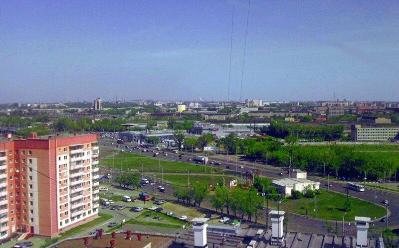 Челябинск.