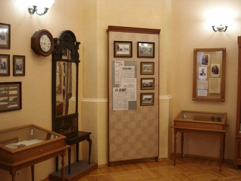 Дом Селиванова, интерьер, 2012 г., фото М.Грецкая