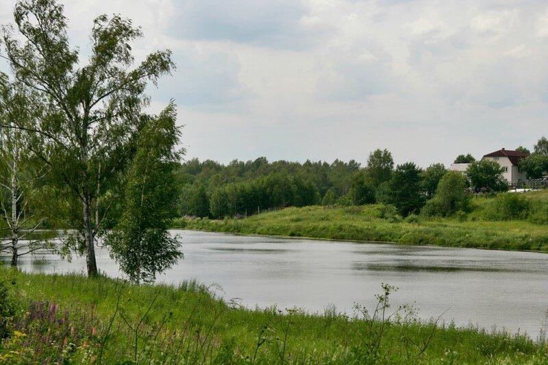 Рождественно-Суворово, Пруд