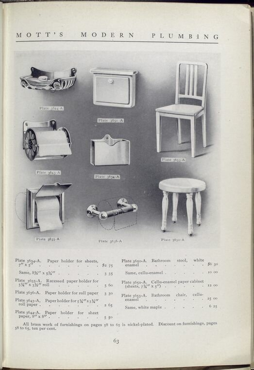Modern plumbing, no. 6 (1911) (Фото 32)