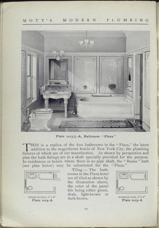 Modern plumbing, no. 6 (1911) (Фото 44)