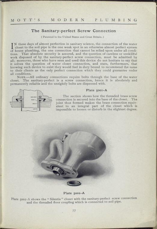 Modern plumbing, no. 6 (1911) (Фото 24)