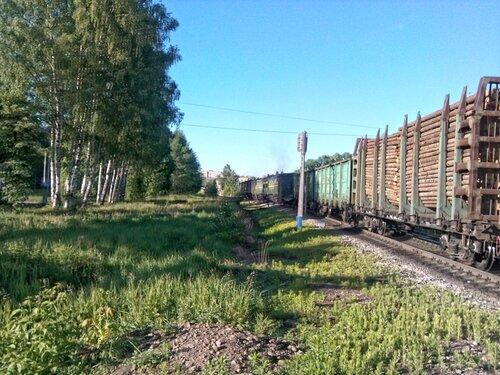 Поезд (с HDR)