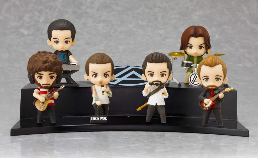 Linkin Park, Good Smile Company, нендороиды, Nendoroid, фигурки, кавай, Николай Валуев