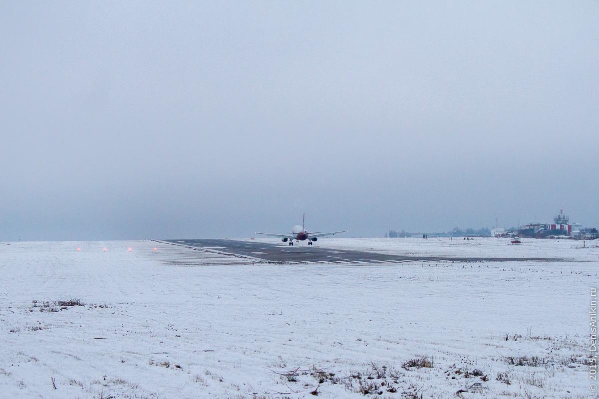 Red Wings начали полёты в Саратов 5
