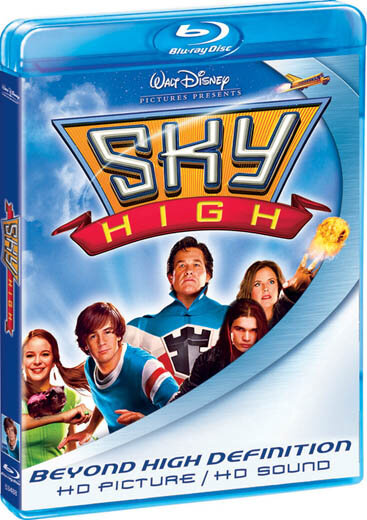 Высший пилотаж - Sky high (2005) BDRip