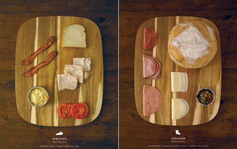 Познай Америку через сэндвичи