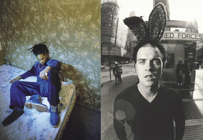 Баста Раймс (Busta Rhymes) и Робби Уильямс (Robbie Williams)