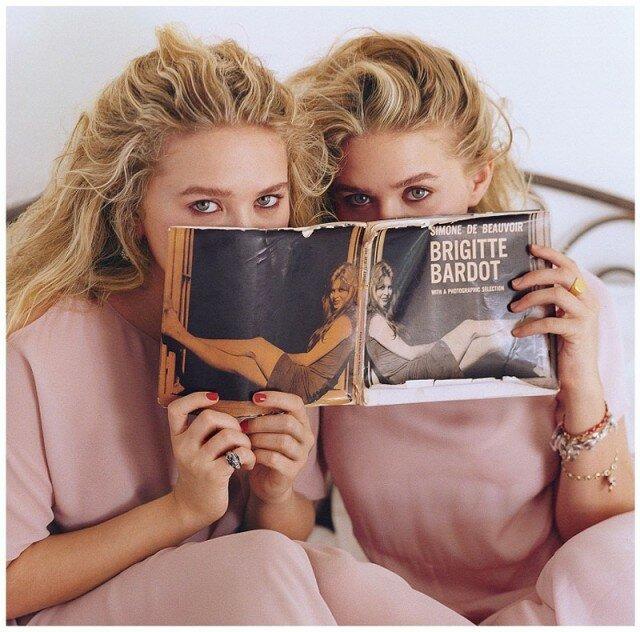 Olsen, Ashley and Mary-Kate