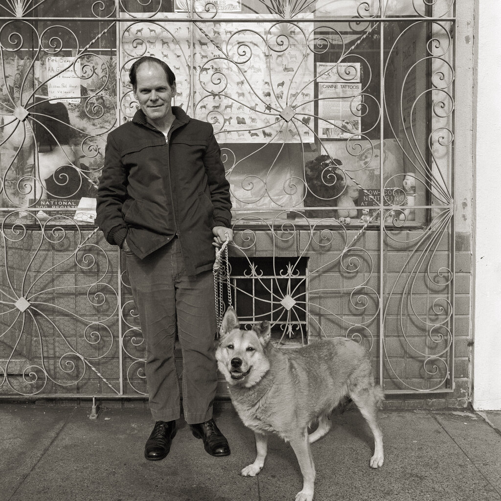 San Francisco, California--1975 by Robert Holmgren