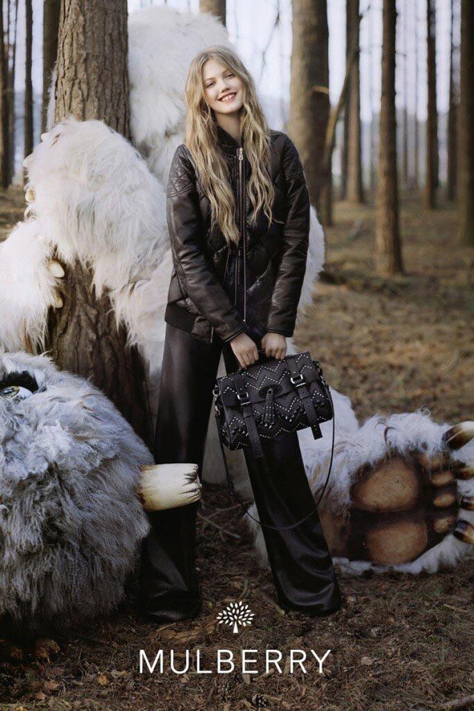 Model: Lindsey Wixson Photographer: Tim Walker
