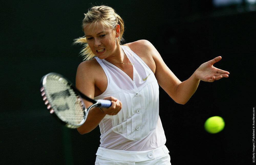 Maria Sharapova 2008