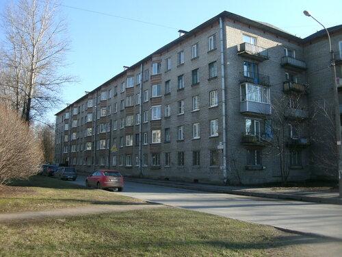 Новосибирская ул. 18