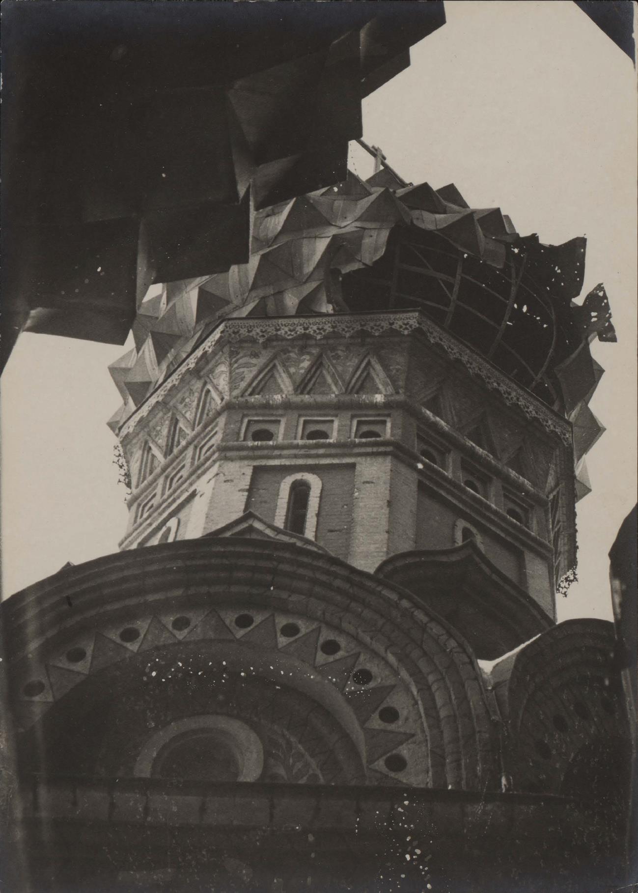 08. Купола Церкви Василия Блаженного