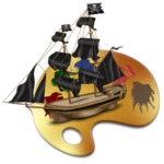 Pirate Icon 256x256 (104)