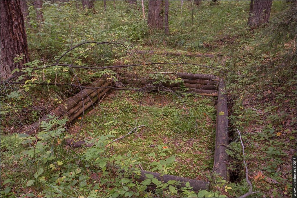 Екатерининский железный рудник
