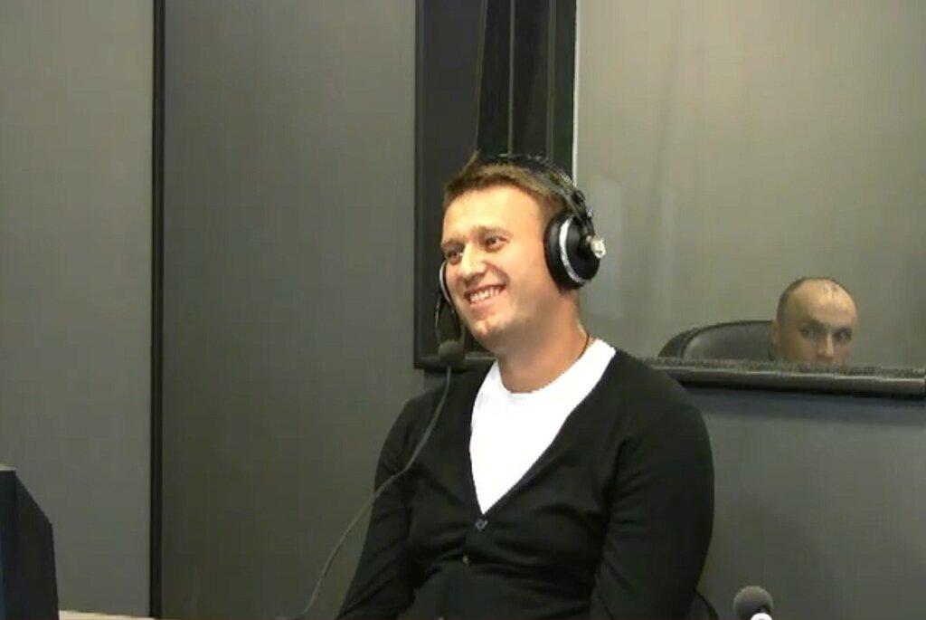 Алексей Навальный на Финам FM