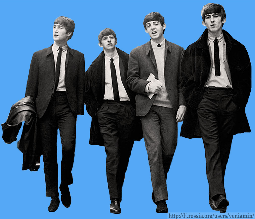 The Beatles. Битлы, ЛЖР