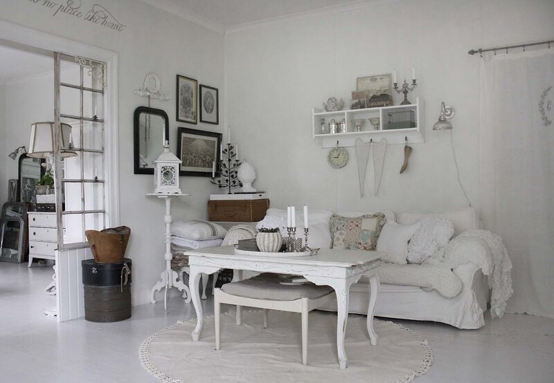 Country Living A Bit of Velvet amp a Dash of Lace The