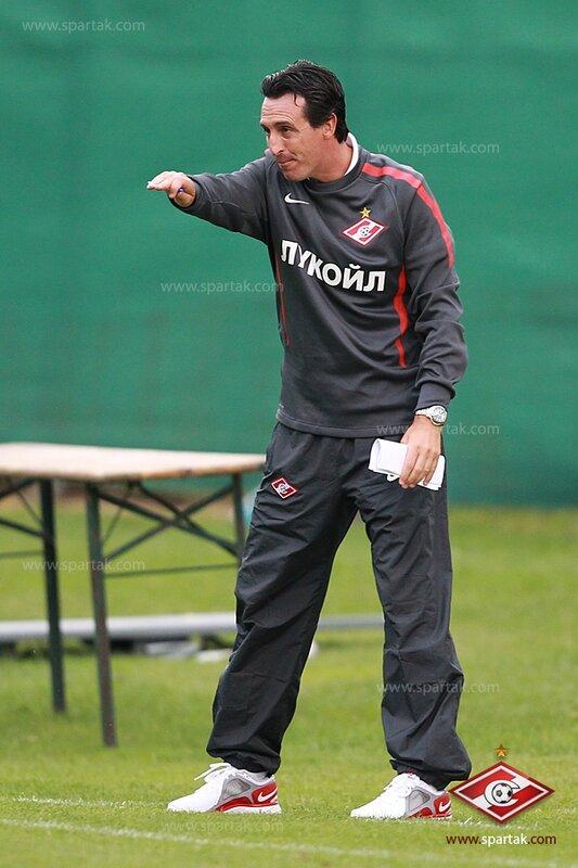 «Спартак» vs «Астра» (Плоешти) 1:0 контрольный матч 2012 (Фото)
