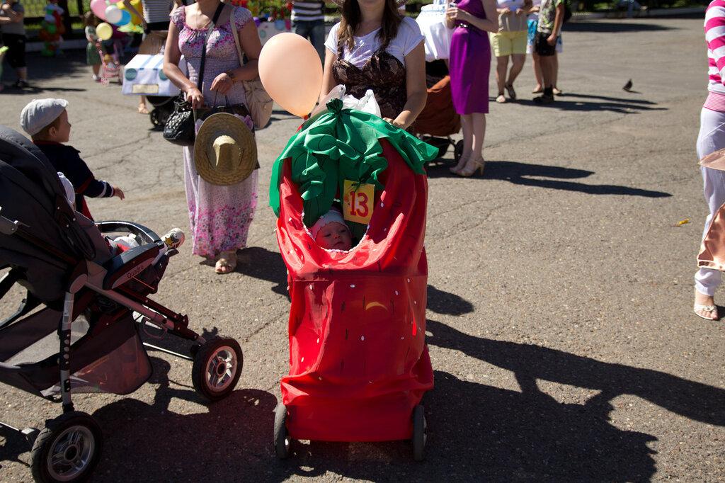 Идеи для парада колясок фото